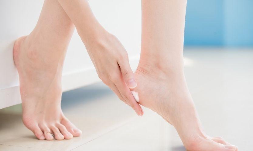 You are currently viewing Ota jalkojen kosteutus tavaksi